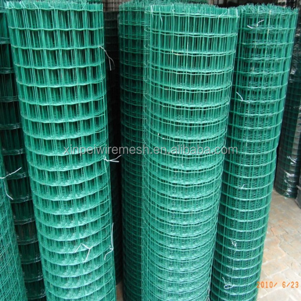 great quality pet cage PVC welded wire mesh/pvc holland wire mesh