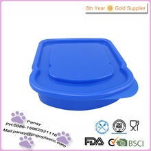 bpa free pp promotional high quality sandwich plastic take away lunch box making machine