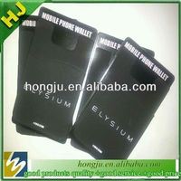 mobile phone wallet silicone case