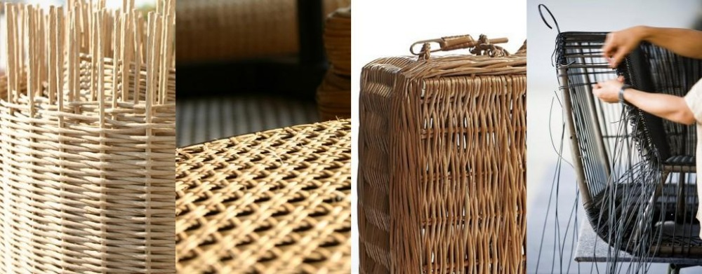 Wicker Basket Manufacturers South Africa : Wicker basketry heart shaped baskets shabby chic