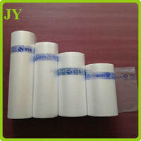 Plastic bag for food grade flat plastic shopping packaging bags