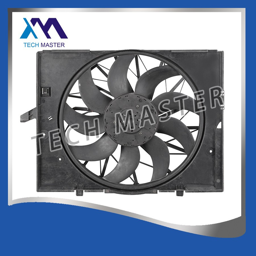 Auto Radiator Cooling Fan For BMW E60 17427543282 17427514181