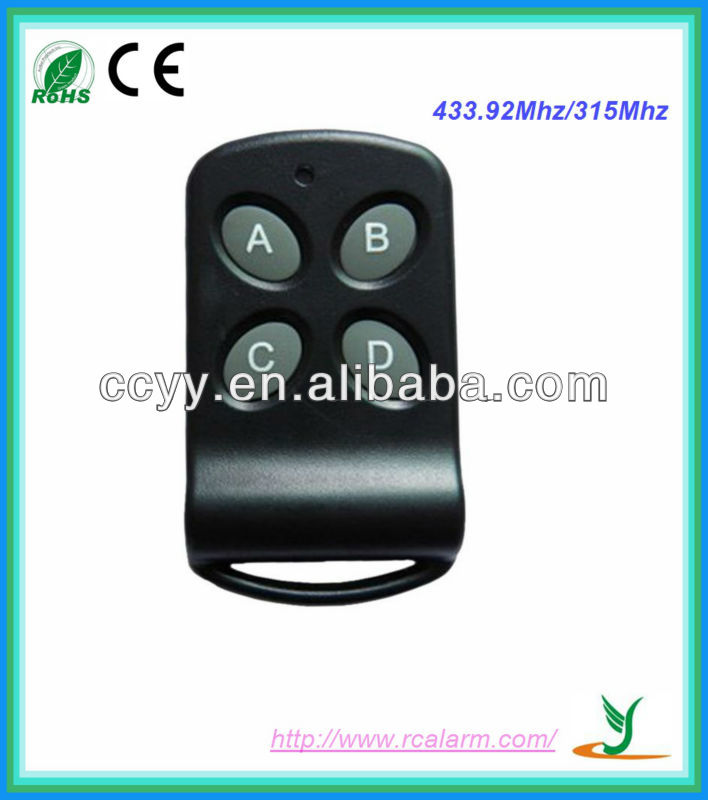 rf remote control duplicator wireless sensor