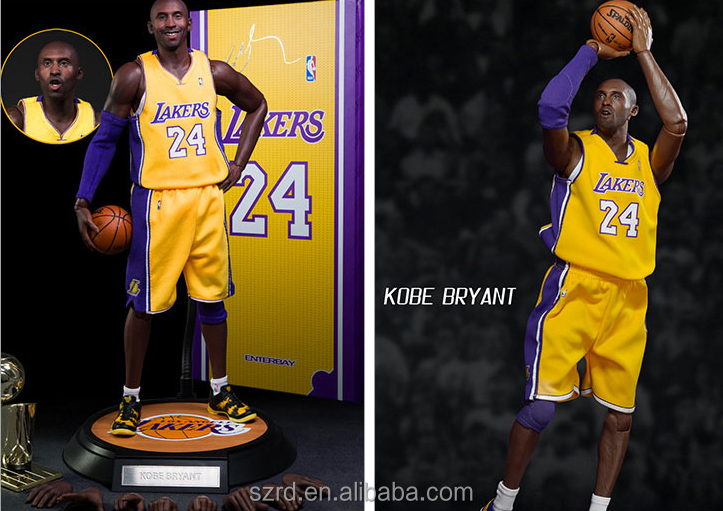 hot 1/6 nba star action figure toy welcome your design