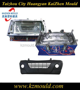 OEM injection plastic car bumper mould auto front bumper mould manufacturer