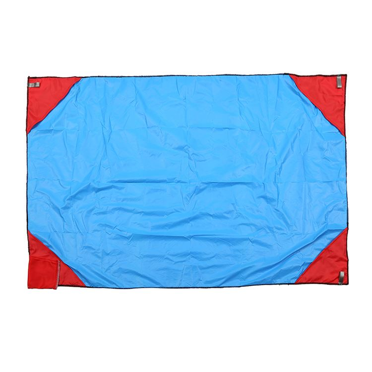Experienced Manufacturer Pacnic Blanket Sand Proof Ultralight Plastic Beach Mat
