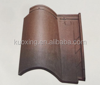 2016 China High quality ceramic roof tiles sheet roof tiles manufacture