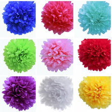 wedding decorative hanging tissue paper pom poms flower ball