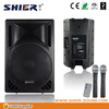 450W professional speaker system for live and playback applications