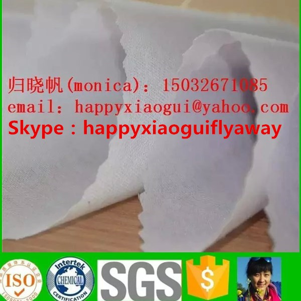 woven sport polyester fusible \resin cap interlining 1038 1032 4HF 10*10 38*32 4040 cap interilning