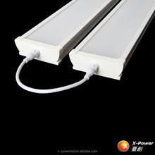 1200mm Vapor tight linear lighting fixture ip65 tri proof led light