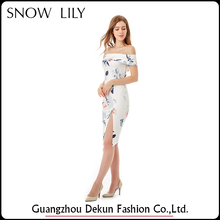 Summer women new fashion beautiful lady one-piece dress