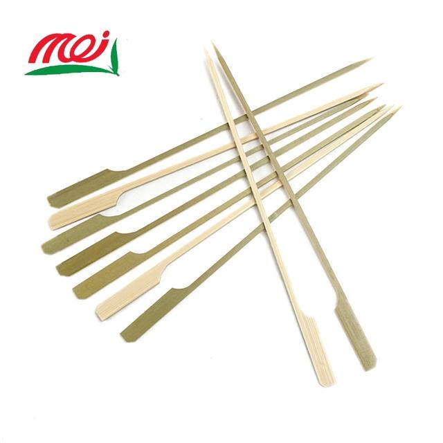 teppo teppanyaki kushi bamboo stick skewer