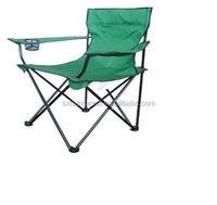 Promotion Cheap Outdoor Folding Camping Chair Color And Logo Can Be Customized