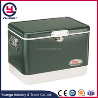 Steel Insulated Cooler Box