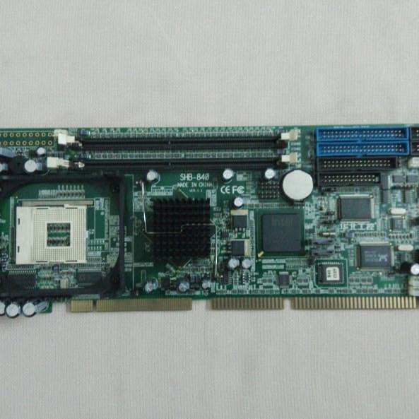 NORCO-840AE industrial control board (865GV) SHB-840 Industrial Control Board original