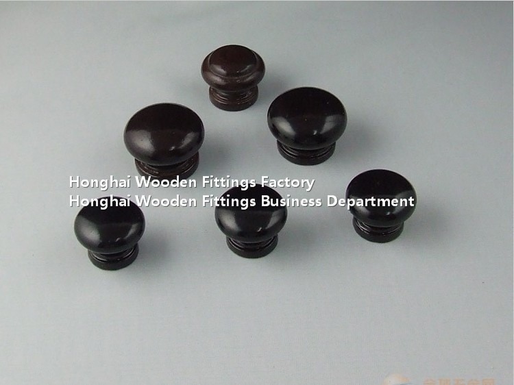 furniture accessories- wooden knobs