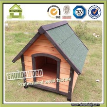 Outdoor Wood Weather Proof Dog House