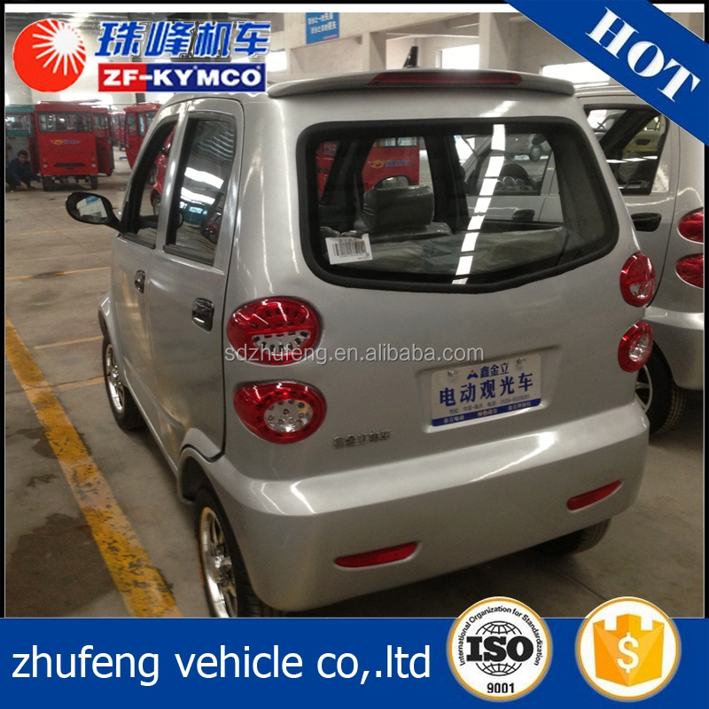 Super 2 seater rear axle disabled electric car