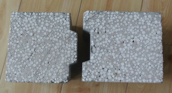 Fireproof waterproof building polystyrene block buy Cement foam blocks