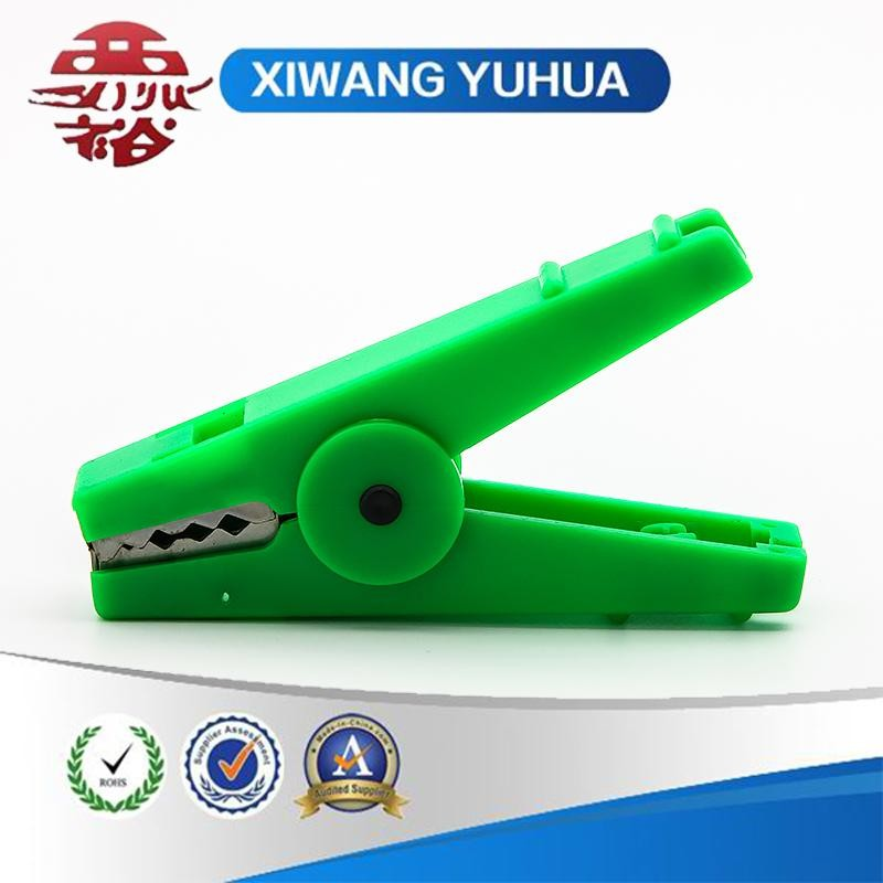 Professional Insulated Handle Crocodile Clip with high quality