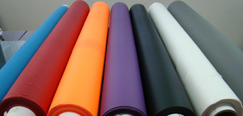 High Quality Waterproof Nylon TPU Coated Fabric with different color and yarn count