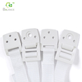 Anti-tip baby safety furniture strap plastic TV strap