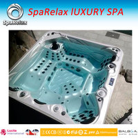 2016(S800) Promotional Prices outdoor whirlpools Square spa