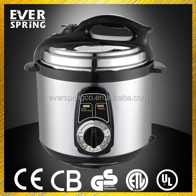 7 in 1 Multi-function electric pressure cooker with CE GS ROHS SAA