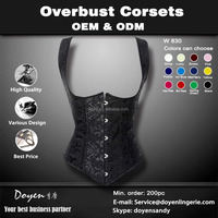 high quality corset sexy underwear for women waist trainers
