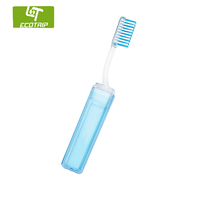 Best price high quality hot sale portable foldable travel toothbrush