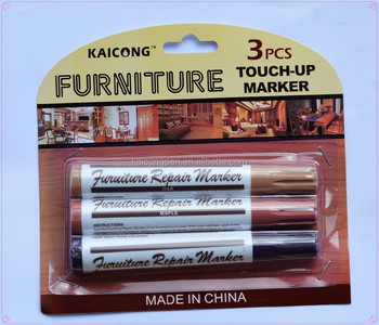 Furniture marker Hot seller non-toxic furniture touch-up marker