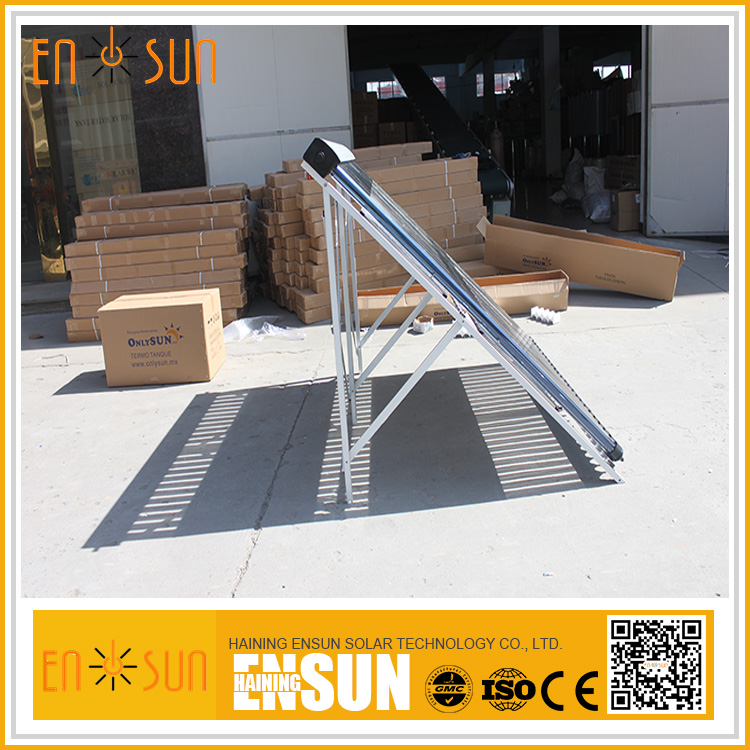 High end professional china factory made passive solar pool heater collector