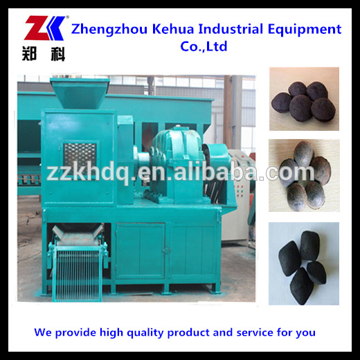 China hydraulic coal dust brqiuette press machine cast iron powder ball press machine for hot sale