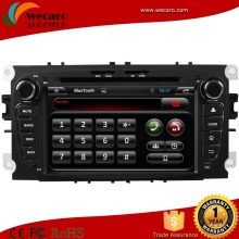 Wecaro Android DC 12V Dvd Player Car Dvd Gps For Ford With Bluetooth Usb SD Radio TV