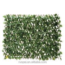 realistic maple leaf screen expandable artificial maple leaf cheap fence