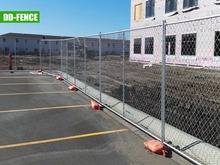Australia Temporary Fence Mesh Panel