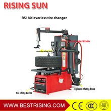 Garage used fully automatic tyre changer