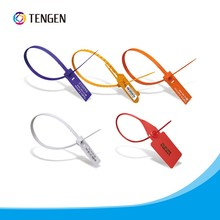 Custom color packaging wire plastic security seal