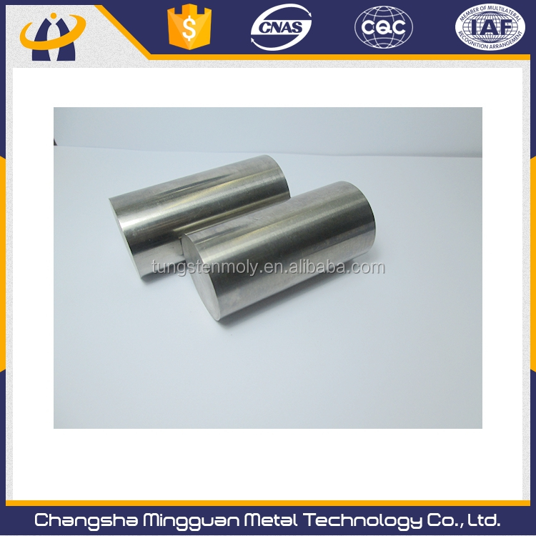 Mo/molybdenum bar using in high temperature furnaces