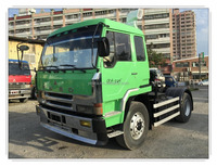 [X6-225] USED FUSO TRACTOR TRUCK HEAD FOR SALE