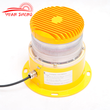 YML2000C type B&C LED Based medium intensity aviation obstruction light