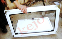 shanghai kejo Aluminium air-condition window for prefab house or container house