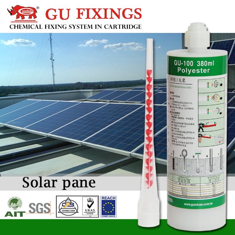 expanding gates solar panle epoxy mortar resin construction supplies price