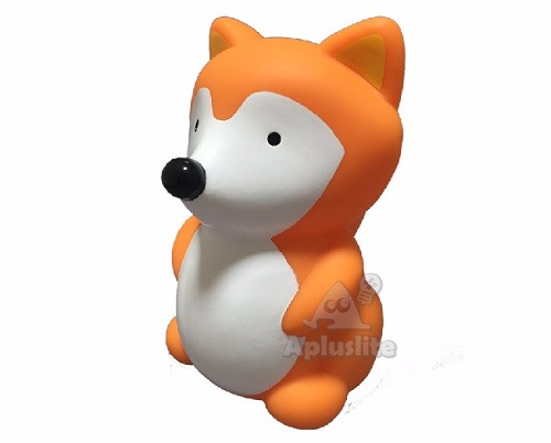 Decoration Cartoon Animal Shape Toy Kids Room Rechargeable Base Baby Night Light
