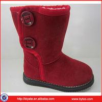 Fashionable Winter Sheepskin Snow Boots