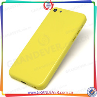mobile phone accessories for iphone 5c housing,back housings cover for iphone 5c