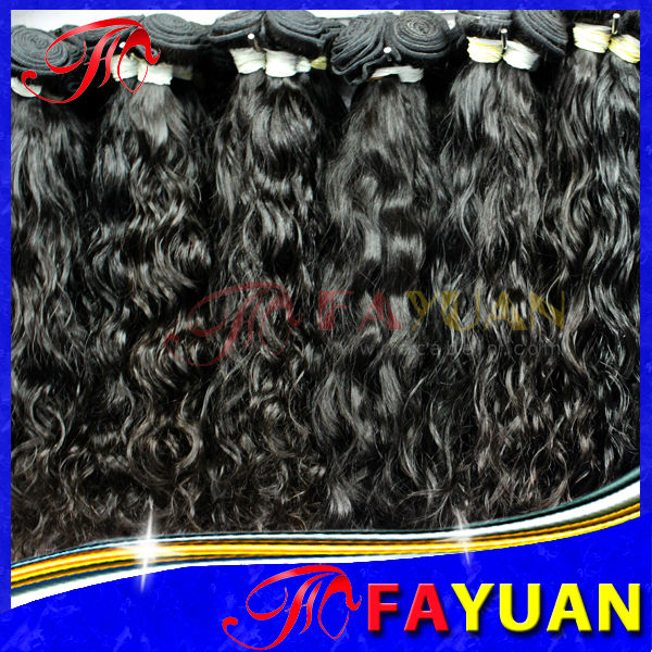 Sensational and natural hair extension vrigin deep wave wholesale cheap indian hair extension