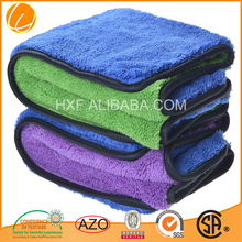 Custom Promotion High Quality Hot Sale microfiber towel for car cleaning wholesaler China OEM ODM Microfiber Manufacture Factory