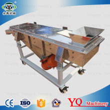 Contact material stainless steel 304 linear mica powder vibrating screen